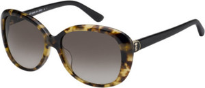Juicy Couture Ju 598/S Havana Black