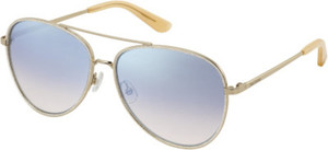 Juicy Couture Ju 599/S Gold White