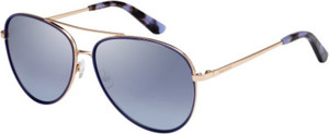 Juicy Couture Ju 599/S Gold Blue