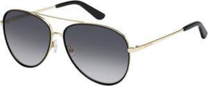 Juicy Couture Ju 599/S Gold Black