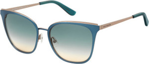 Juicy Couture Ju 609/G/S Matte Teal