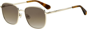 Kate Spade Kiyah/S Light Havana Gold