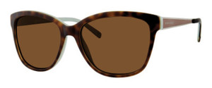 Banana Republic Kristi/S Brown Havana Green
