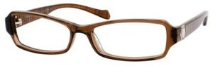 Marc by Marc Jacobs MMJ 506 Brown Striped