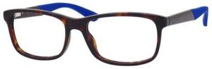 Marc by Marc Jacobs MMJ 565 Havana / Rubr Matte Blue