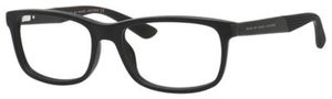 Marc by Marc Jacobs MMJ 565 Matte Black / Black Rubr