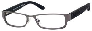 Marc by Marc Jacobs MMJ 568 Dark Ruthenium / Black