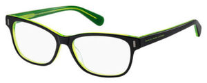 Marc by Marc Jacobs MMJ 611 Black Green