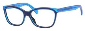 Marc by Marc Jacobs MMJ 614 020D Black Blue