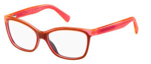 Marc by Marc Jacobs MMJ 614 Black Orange
