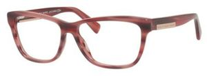 Marc by Marc Jacobs MMJ 618 Burgundy Striped