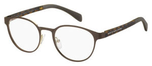 Marc by Marc Jacobs MMJ 626 Brown Gold Havana