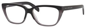 Marc by Marc Jacobs MMJ 646 Black Transparent Gray