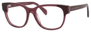 Marc by Marc Jacobs MMJ 652 Transparent Burgundy