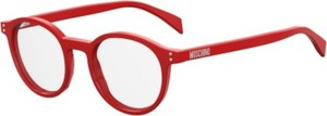 Moschino Mos 502 Red