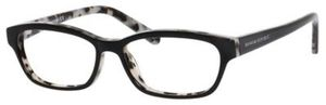 Banana Republic Nora Black Spotted Tortoise