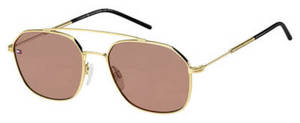 Tommy Hilfiger Th 1599/S Gold Pink