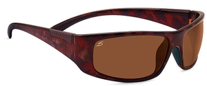 Serengeti Sport Classics Fasano Shiny Taupe Tortoise with Polar PhD Drivers Lenses
