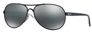 Oakley Feedback OO4079 05 Metallic Black / Black Iridium