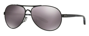 Oakley Feedback OO4079 27 Polished Black / Prizm Daily Polarized