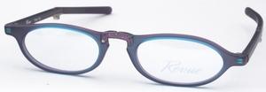 Revue Retro FF2-Half Eyeglasses