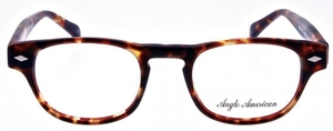 Anglo American Fitz 2 Red Tortoise Matte RDSH