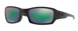 Oakley Fives Squared OO9238 15 Matte Black / Prizm Maritime Polar
