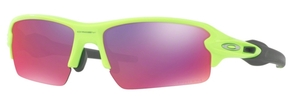 Oakley FLAK 2.0 (Asian Fit) OO9271 21 Retina Burn with Prizm Road Lenses