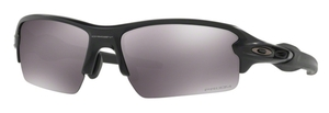Oakley FLAK 2.0 (Asian Fit) OO9271 22 Matte Black with Prizm Black Lenses