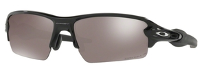 Oakley FLAK 2.0 (Asian Fit) OO9271 26 Polished Black with Polarized Prizm Black Lenses