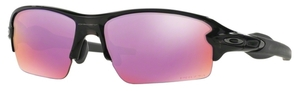 Oakley FLAK 2.0 (Asian Fit) OO9271 05 Black Ink with Prizm Golf Lenses