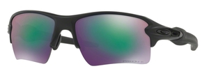 Oakley Flak 2.0 XL OO9188 41 Matte Black with Prizm Maritime