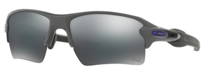 Oakley Flak 2.0 XL OO9188 57 Dark Grey with Black Iridium
