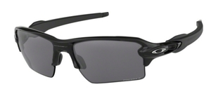 Oakley Flak 2.0 XL OO9188 72 Polished Black with Prizm Black Polarized