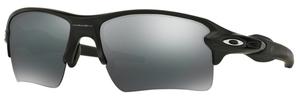 Oakley Flak 2.0 XL OO9188 01 Matte Black with Black Iridium Lenses