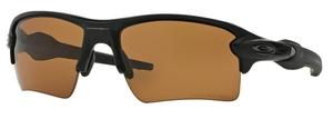 Oakley Flak 2.0 XL OO9188 07 Matte Black with Bronze Polarized Lenses