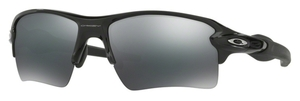 Oakley Flak 2.0 XL OO9188 52 Polished Black with Black Iridium Lenses