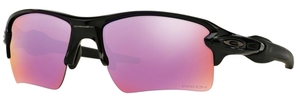 Oakley Flak 2.0 XL OO9188 05 Polished Black with Prizm Golf Lenses