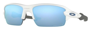 Oakley Jr. Flak XS Junior OJ9005 Polished White / prizm deep h2o polar