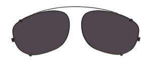 Flexon Flexon 600 Clip-On Sunglasses
