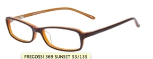 Continental Optical Imports Fregossi 369 Sunset