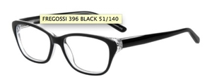 Continental Optical Imports Fregossi 396 Black