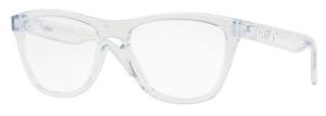 Oakley Frogskin RX OX8131 06 Polished Clear