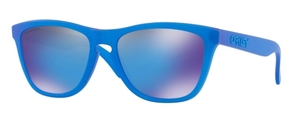 Oakley Frogskins OO9013 C7 X-Ray Blue with Prizm Sapphire Lenses