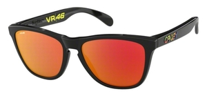 Oakley Frogskins OO9013 Polished Black / prizm ruby