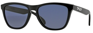 Oakley Frogskins OO9013 24-306 Polished Black with Grey Lenses