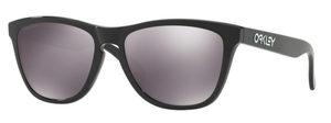 Oakley Frogskins OO9013 C4 Polished Black with Prizm Black Lenses