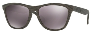 Oakley Frogskins OO9013 89 Woodgrain with Polarized Prizm Daily Lenses