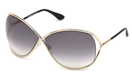 Tom Ford FT0130 Miranda Eyeglasses