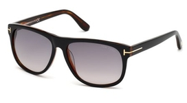 Tom Ford FT0236 Black with Gradient Smoke Lenses